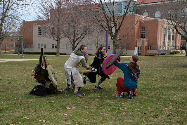 UNI Swordfighting